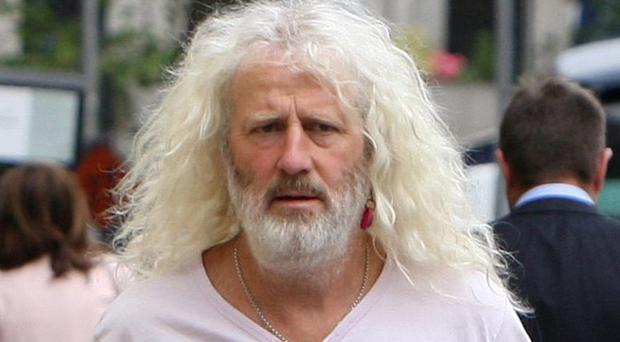 Mick Wallace: The Independents4Change TD has been a vociferous critic of the €1.6bn deal under which Cerberus bought Nama's Northern Ireland loan portfolio, Project Eagle, in 2014