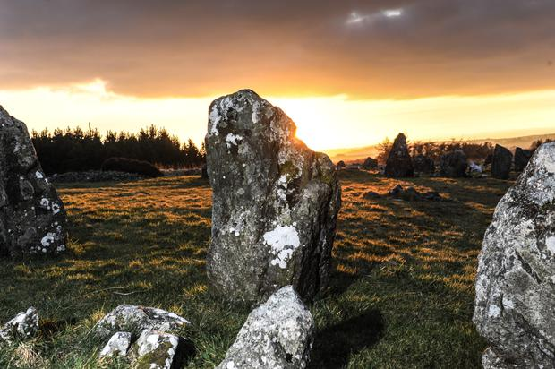 Beaghmore Stone Circle, one of the archaeological gems within the Heart of Ancient Ulster landscape
