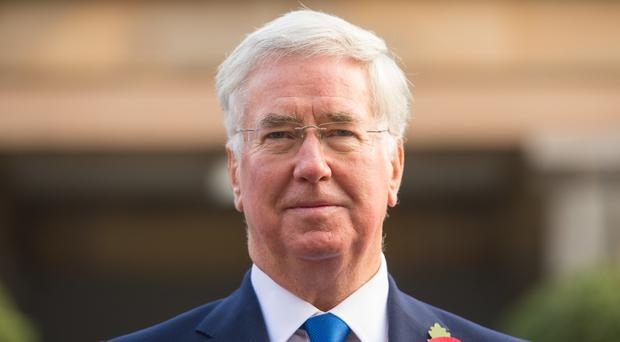 Sir Michael Fallon announced 56 more sites would be disposed of by 2040, taking the total number of bases and facilities being sold off to 91