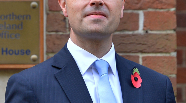 Criticised: James Brokenshire