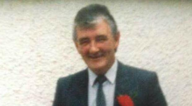 Frank O'Brien, who died in August