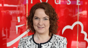 Darina Armstrong, chief executive at Progressive Building Society