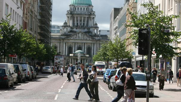 It is hoped the regeneration of the Lanyon Tunnels will link Belfast city centre with the Markets area
