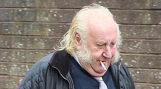 Robert Duffin leaves Ballymena Court