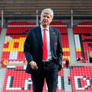 Criticised: Arsene Wenger
