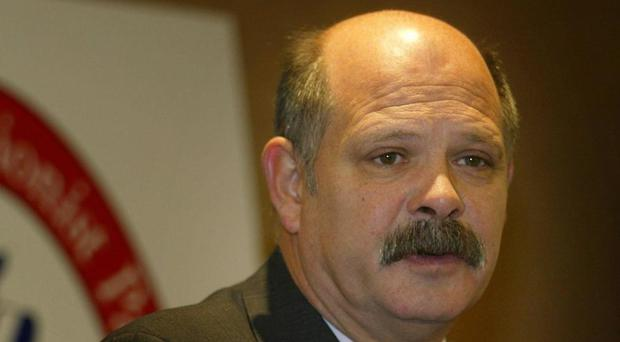 David Ervine led the PUP