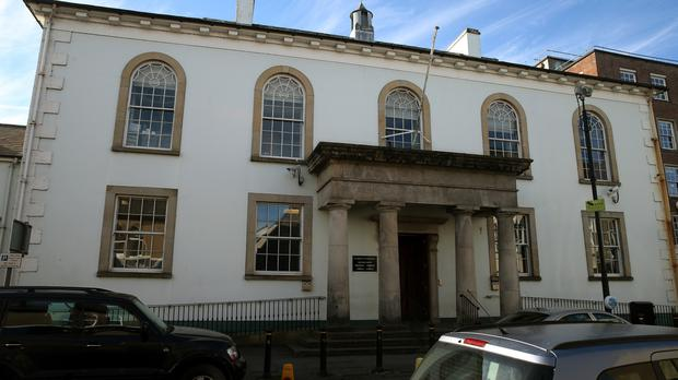 The three will appear at Enniskillen Magistrates Court