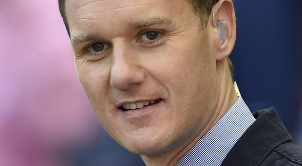 BBC Breakfast presenter Dan Walker