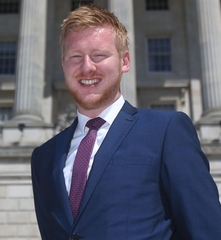 Serious cases: Daniel McCrossan