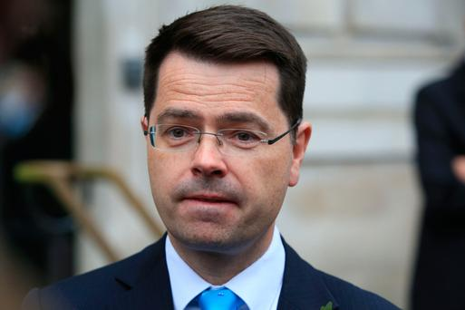 Adamant: James Brokenshire