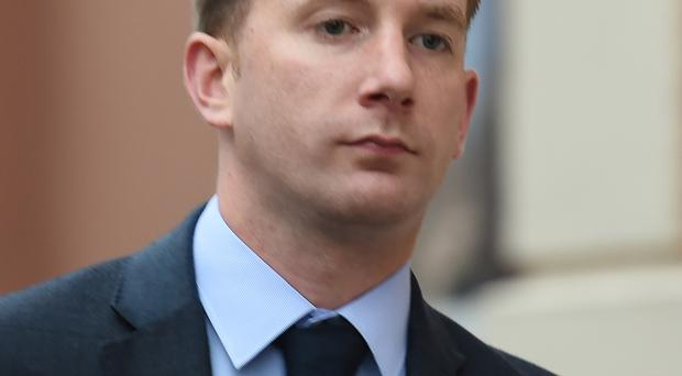 Sean O'Halloran was cleared of all charges at Londonderry Crown Courtwant