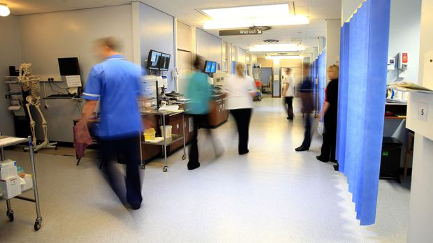 Caring and committed staff at the hospital struggled to cope in some areas, said the report