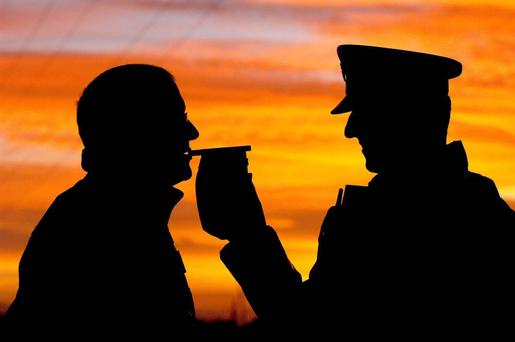 1,578: number of motorists convicted of driving under influence of drink or drugs in 2013. File image