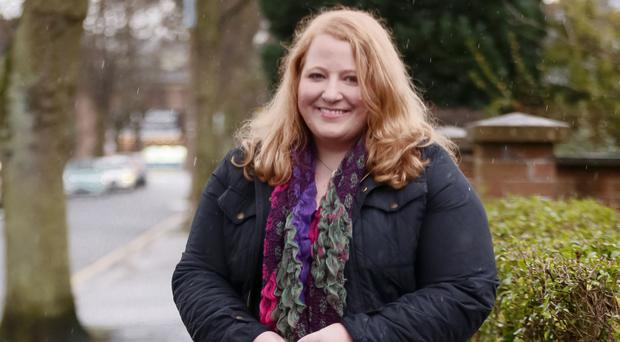 Naomi Long, the leader of the Alliance Party