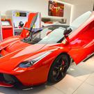 The £1.63m LaFerrari Aperta