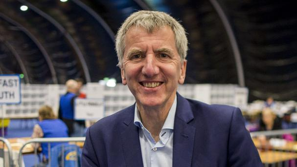 Finance Minister Mairtin O Muilleoir believes the rates overhaul will help regenerate the Northern Ireland economy