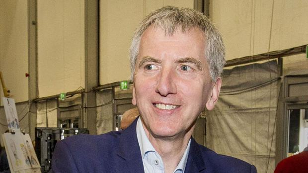 Finance Minister Mairtin O Muilleoir pledged support for the York Street Interchange project