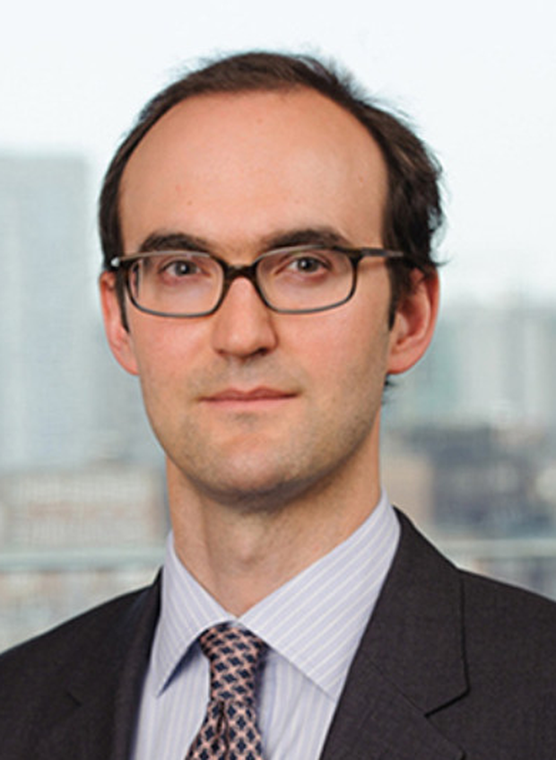 Lazard's managing director Patrick Long