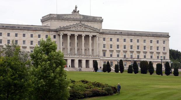 Cathal McCall wants the Northern Ireland Assembly to