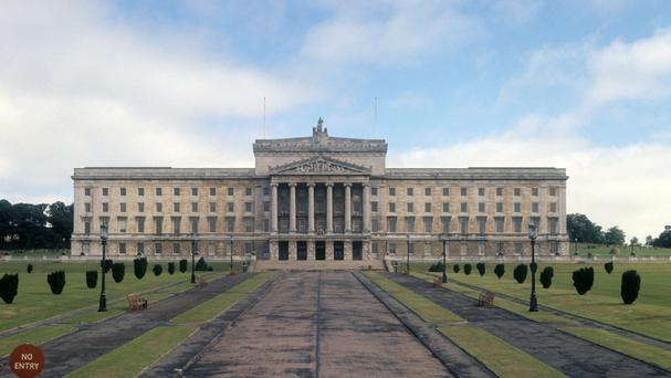 Victims Commissioner Judith Thompson gave evidence at Stormont