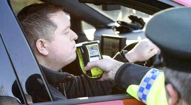 Police launch the annual winter drink-drive operation in east Belfast