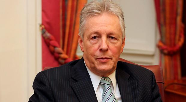 Statement: Peter Robinson