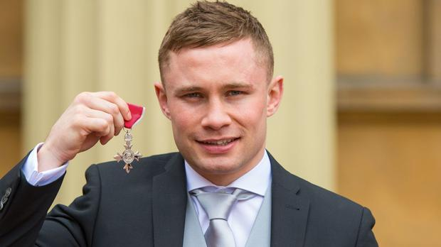 Should Carl Frampton have been shortlisted for SPOTY?