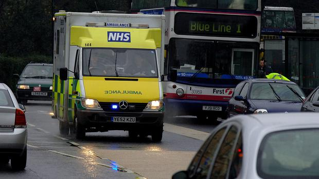 Strained ambulance crews too slow to reach critical patients