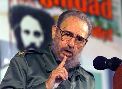 Sinn Fein was generous in its praise for the late Fidel Castro, a friend of Irish republicanism