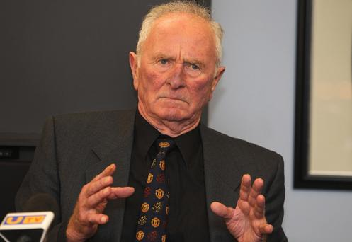 Harry Gregg said this week's horrific plane crash in Colombia brought back memories of Manchester United's Munich air disaster