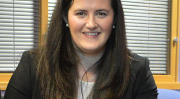 Justice Minister Claire Sugden