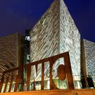 Titanic Belfast opened in 2012
