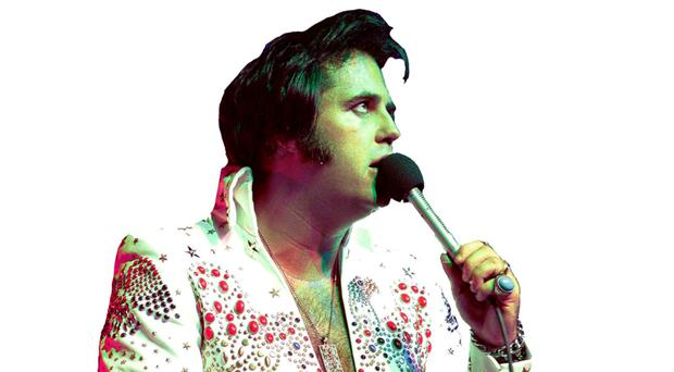 Ciaran Houlihan has travelled the world impersonating Elvis