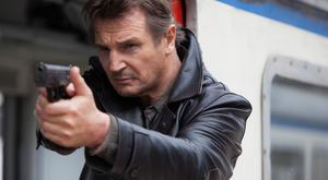Actor Liam Neeson has stood down as president of his childhood boxing club in Northern Ireland