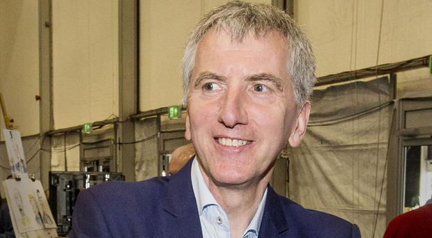 Mairtin O Muilleoir has warned about the dangers of Brexit