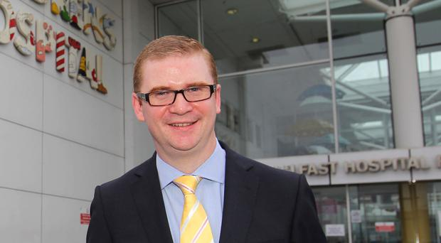 Simon Hamilton said new measures were being put in place to mitigate any costs to the public purse from the Renewable Heat Incentive