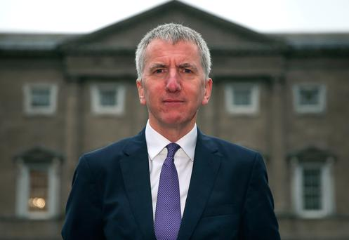 Northern Ireland finance minister Mairtin O Muilleoir