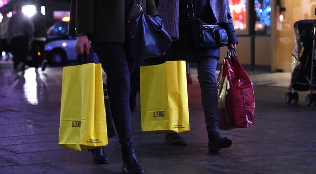 The survey was into differences in spending habits across the UK