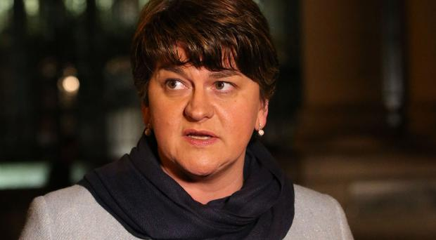 Arlene Foster batted away allegations that she did not act appropriately when concerns were raised about the controversial Renewable Heat Incentive
