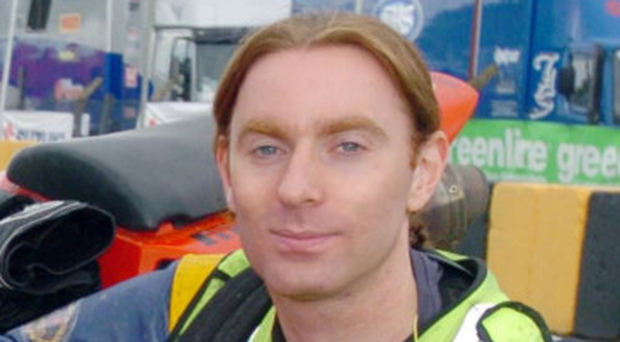 Campaigner, the late John Hinds