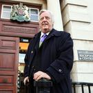 Leading barrister Michael Mansfield QC