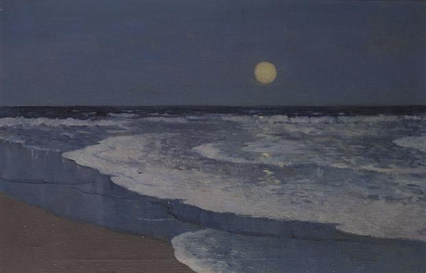 Incoming Tide by Paul Henry