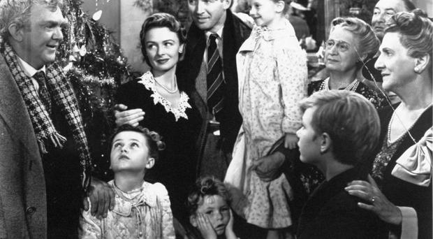 The classic 1946 film It's a Wonderful Life