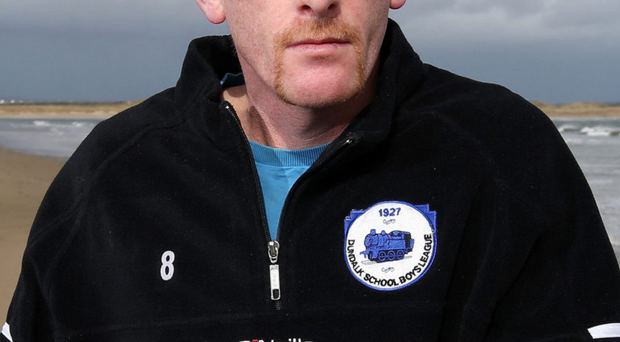 Paudie McGahon went public with his alleged rape