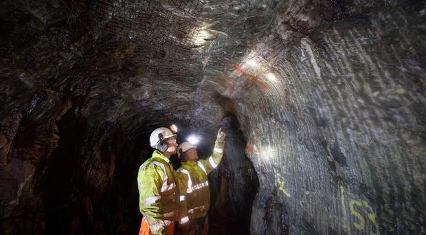 Northern Ireland has the seventh richest undeveloped seam of gold in the world, the company behind the project, Dalradian, has said