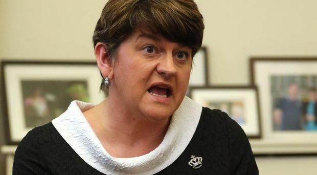 Northern Ireland First Minister Arlene Foster has indicated she would be prepared to attend a hearing.
