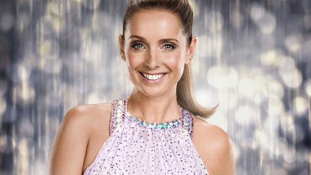 Louise Redknapp was taught by Peter Ferris at the Italia Conti Academy of Performing Arts in London