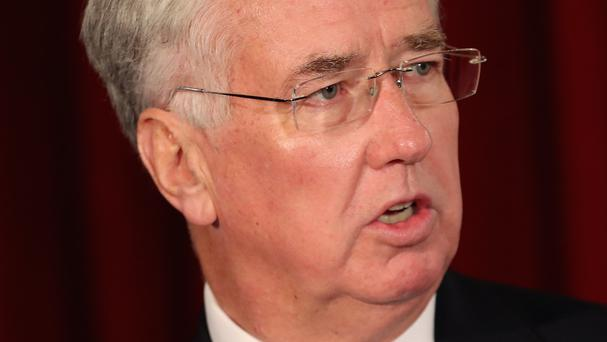 Defence Secretary Sir Michael Fallon has assured MPs over inquiries into Northern Ireland and Afghanistan