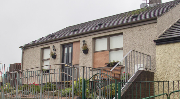 Arrests: House in Ardcarn Park