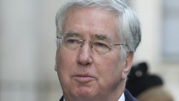 Defence Secretary Sir Michael Fallon announced an Army restructure